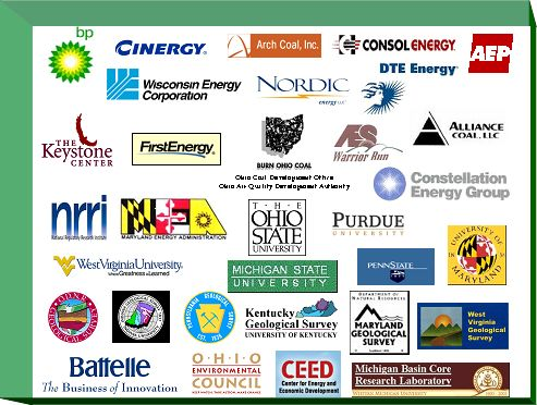 Members of the Midwest Regional Carbon Sequestration Partnership