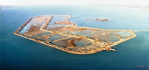 Poplar Island Restoration Project. Photo by Tom Darden, 2001